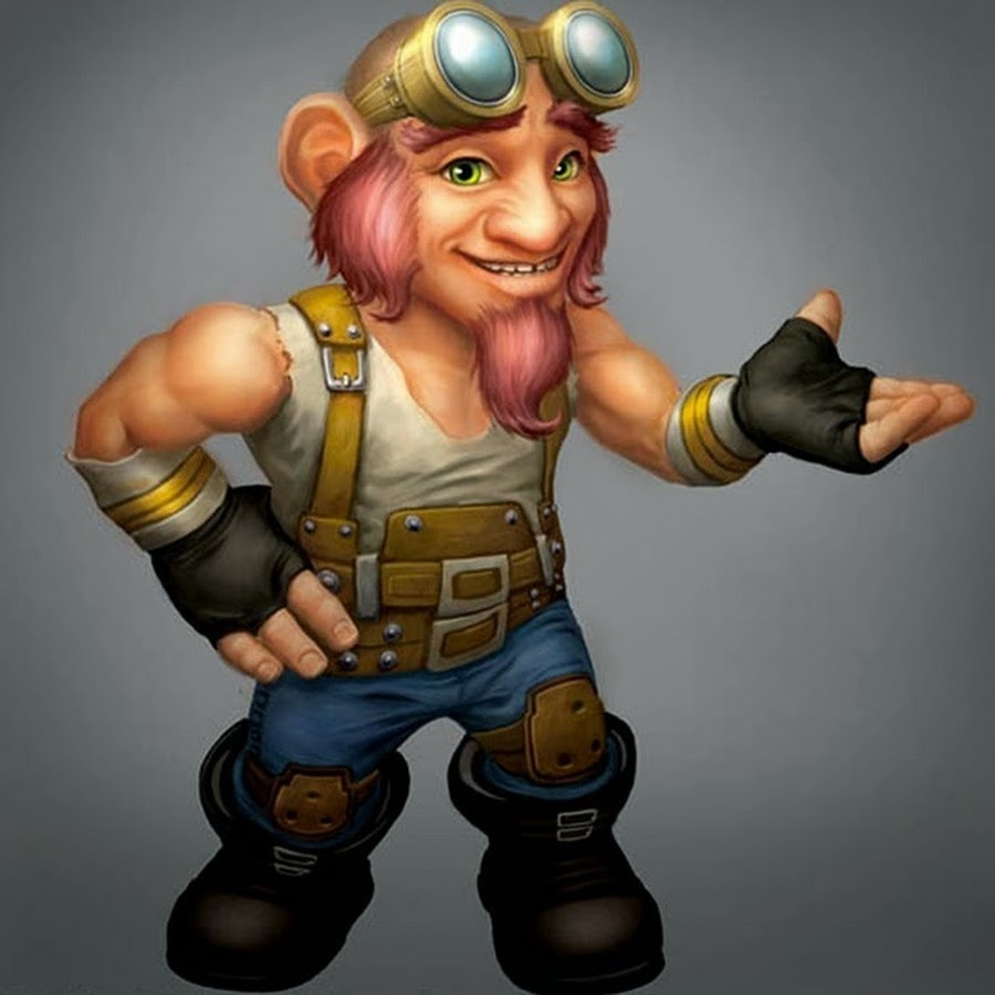 Gnomes from wow xxx movies