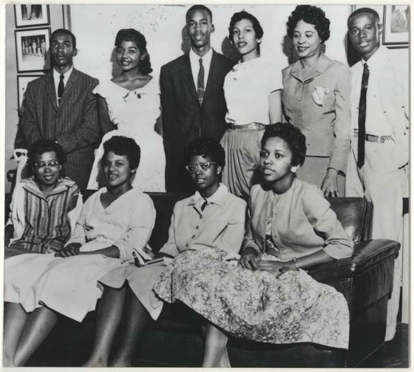 an overview of the little rock nine