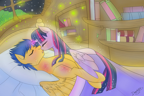 My little pony twilight sparkle and flash sentry fanfiction
