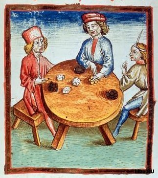 Medieval gambling casino central city hotel