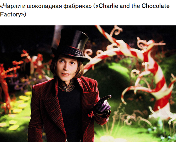 charlie and the chocolate factory film essay Charlie and the chocolate factory study guide contains a biography of roald dahl, literature essays, a complete e-text, quiz questions, major themes, characters, and.
