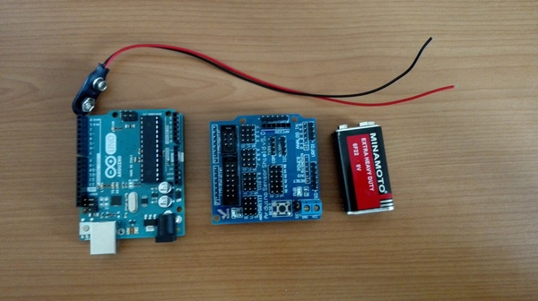 A Video Overlay Shield for Arduino Open Electronics