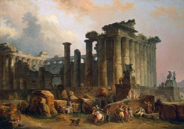 "the legacy of the roman empire essay American founding (10): roman experience had already transpired by the time the western roman empire ""fell"" in of this essay."
