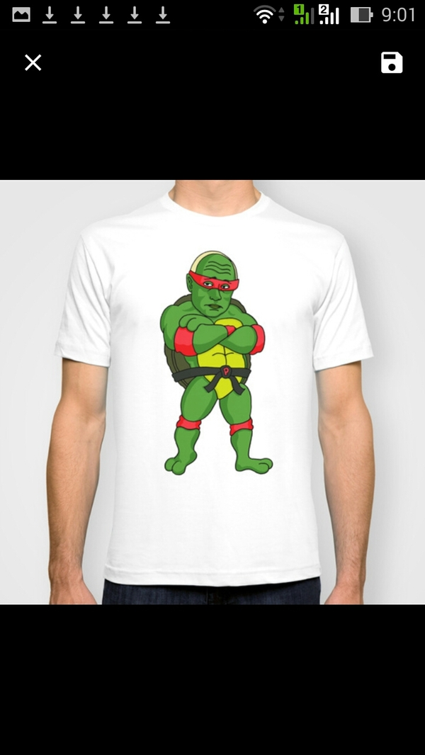 TURTLES POWER!!!