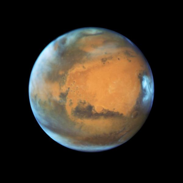 Learning to farm on Mars could actually save agriculture ...