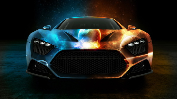 Cars HD Desktop Wallpapers - Page 1