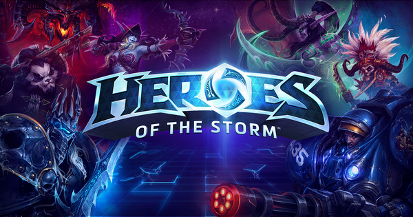 Heroes of The Storm Игры, HOTS, blizzard, поиск игроков, OnlineClub, PikabuGames