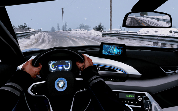 ���� GTA 5 (BMW i8 [Add-On]) ����, gta 5, ����, bmw, ����, ��������