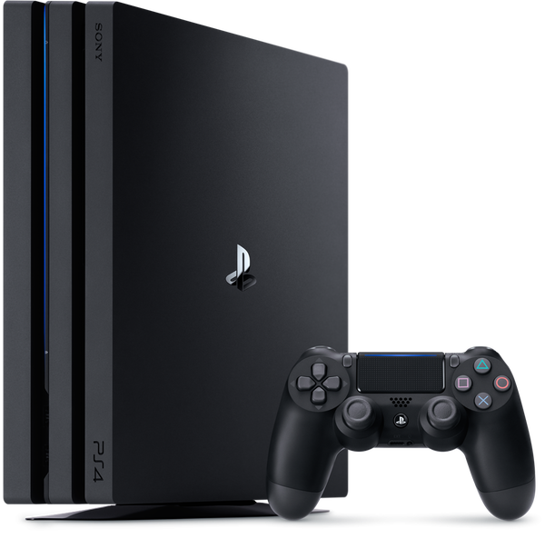 Купить Sony PlayStation 4 Pro PS4 Pro 1Tb Black CUH7016B