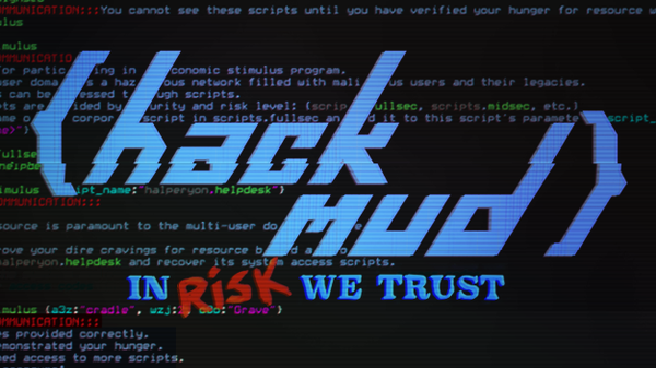 Hackmud.  In risk we trust. hackmud, Игры, javascript, mmo, длиннопост