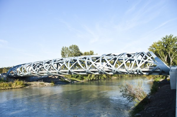 ���� Hans-Wilsdorf Bridge World of building, ����������, �����������, �������������, �������������, ����������, ���������, ����, ����������