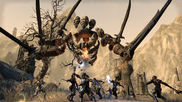 The Elder Scrolls Online steam, The Elder Scrolls, mmorpg, TES Online