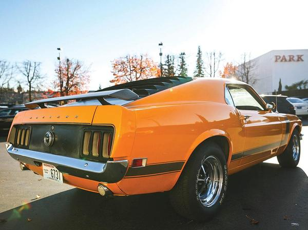 1970 Ford Mustang Boss 302 авто, ретро, ретроавтомобиль, muscle car, Ford mustang, длиннопост