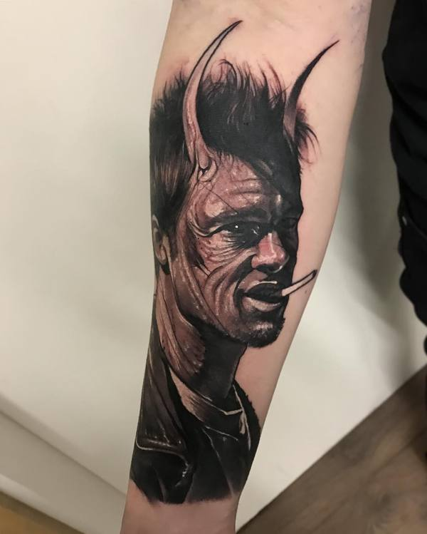 Tattoo Artist - Anrijs Straume tattoo, тату, tattooartist, Horror art, Dark, длиннопост