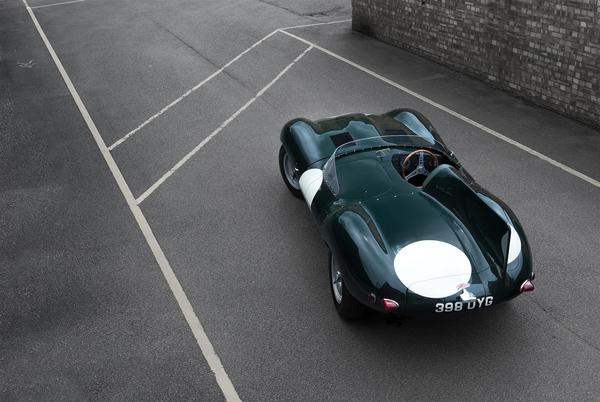 Jaguar D-Type 1972 Ягуар, авто, ретроавтомобиль