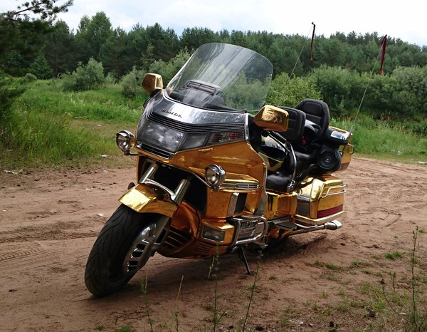 Страховку ннада? моё, Honda Gold Wing, страховка, ОСАГО, РОСГОССТРАХ