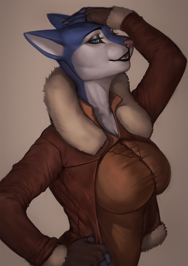 Furry art by Mithril07