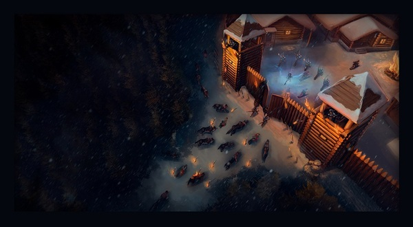 """""""Night is coming"""". Survival/Strategy/Rpg/Simulation unity3d, strategy, simulation, RPG, gamedev, indie, survival, длиннопост"""