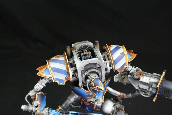 Imperial Knights Warhammer 40k, wh miniatures, покраска, Imperial Knights, длиннопост