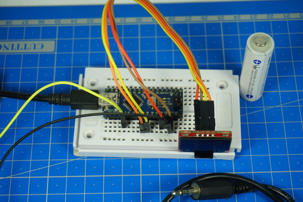 Shutter speed meter - Arduino Project Hub