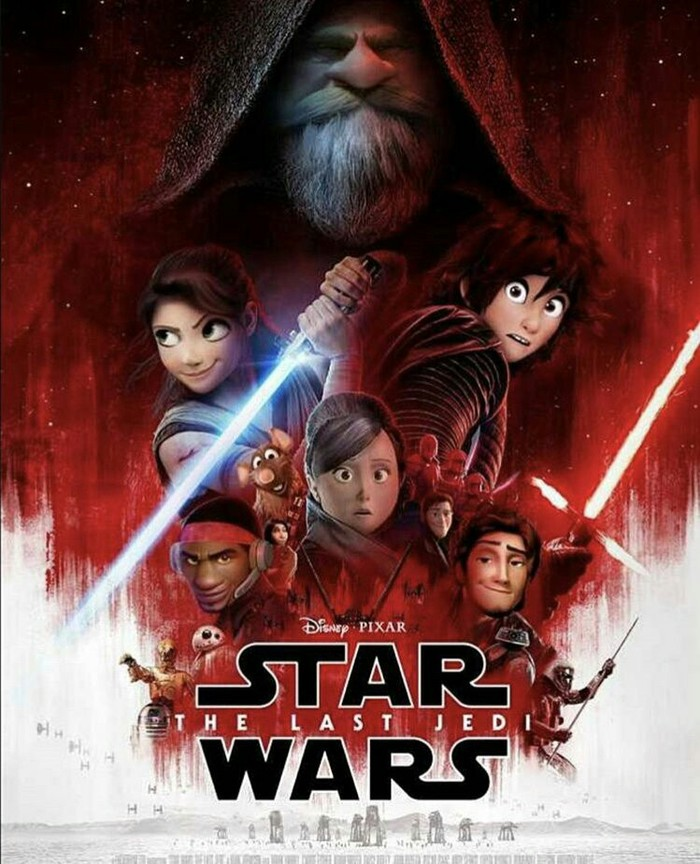 Star Wars 7 streaming VF film complet HD - full
