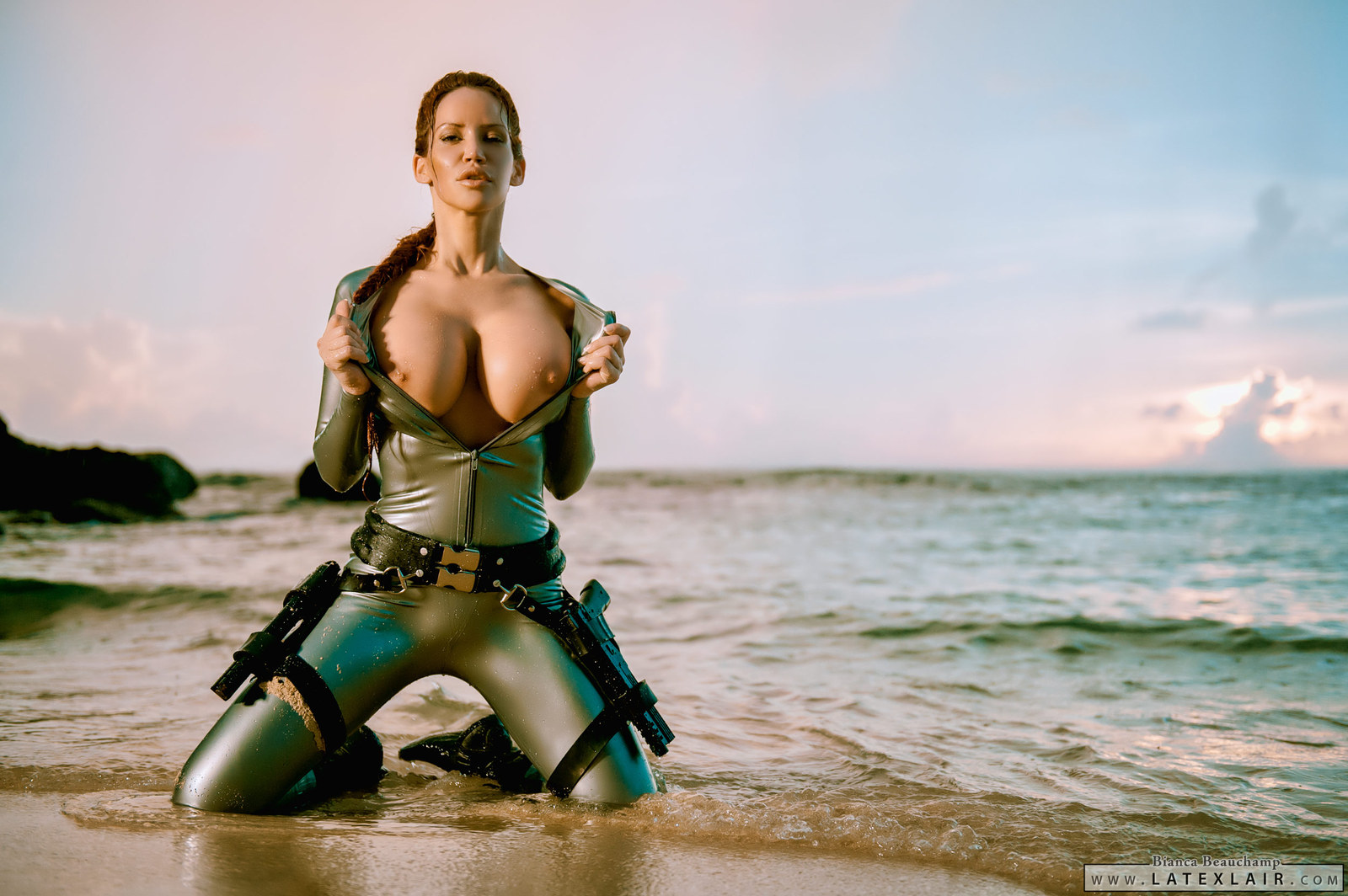 Lara croft naked wallpapers hentai scene