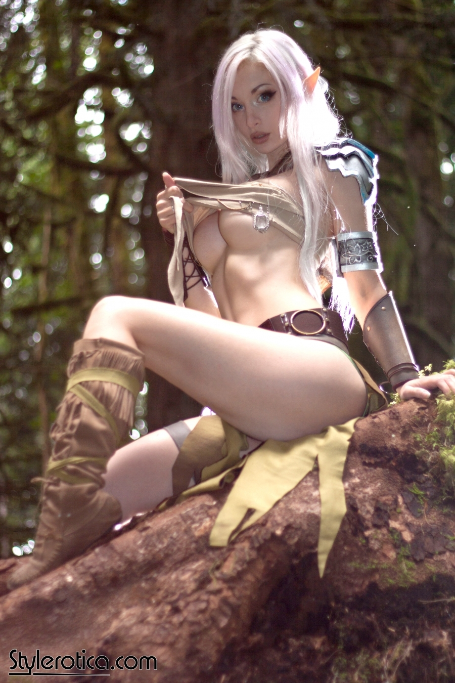 Sexy elven girls in xxx costumes sexy picture