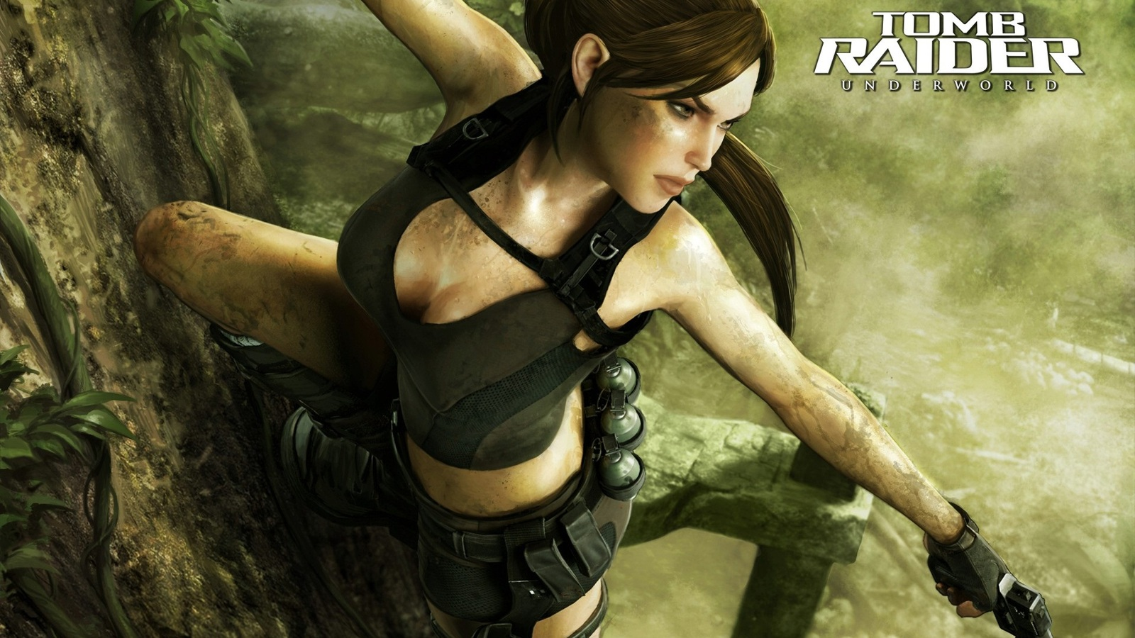 Tomb raider underworld henti erotic pics