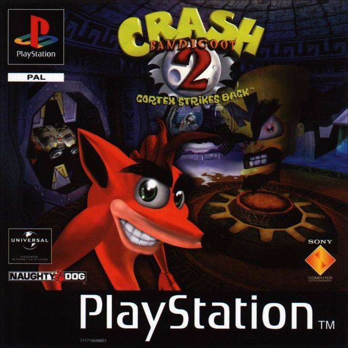 Коды Crash Bandicoot 2