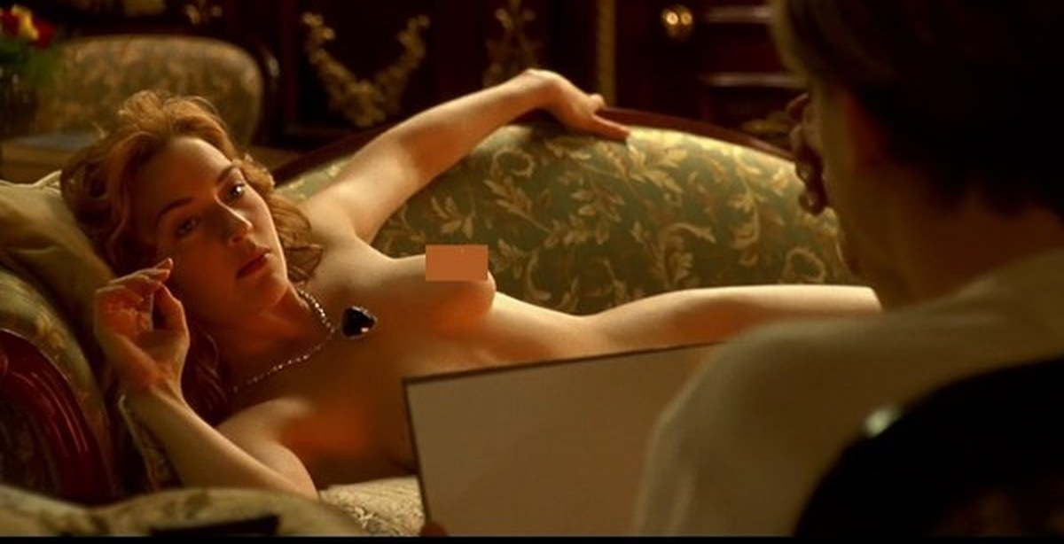 Kate winslet nude movie scenes