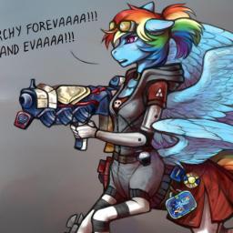 RainbowDysch