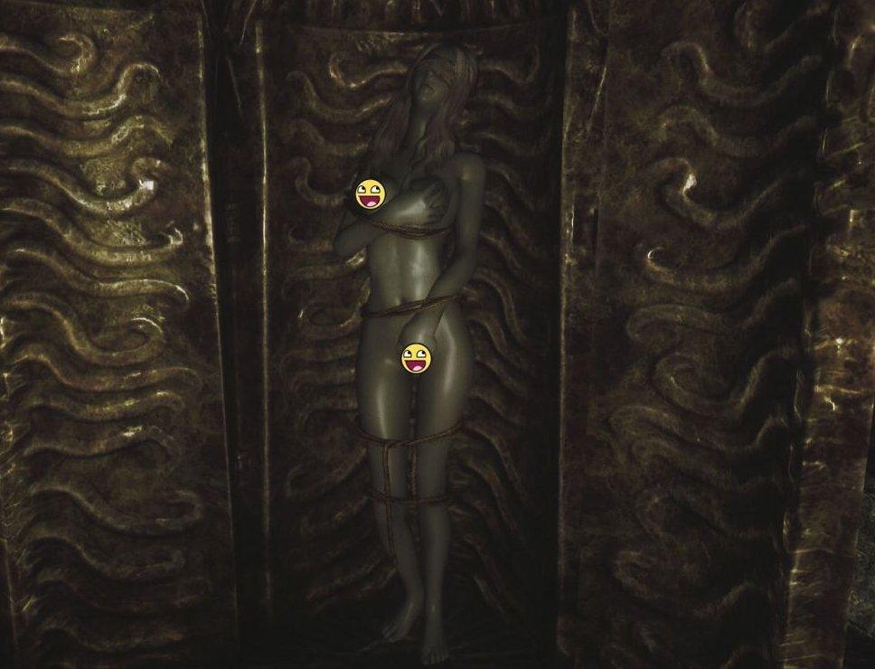Skyrim моды сексуальная мать ночи