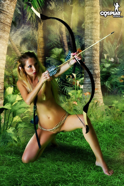 Эро фото лучниц, секс в томске голые девушки