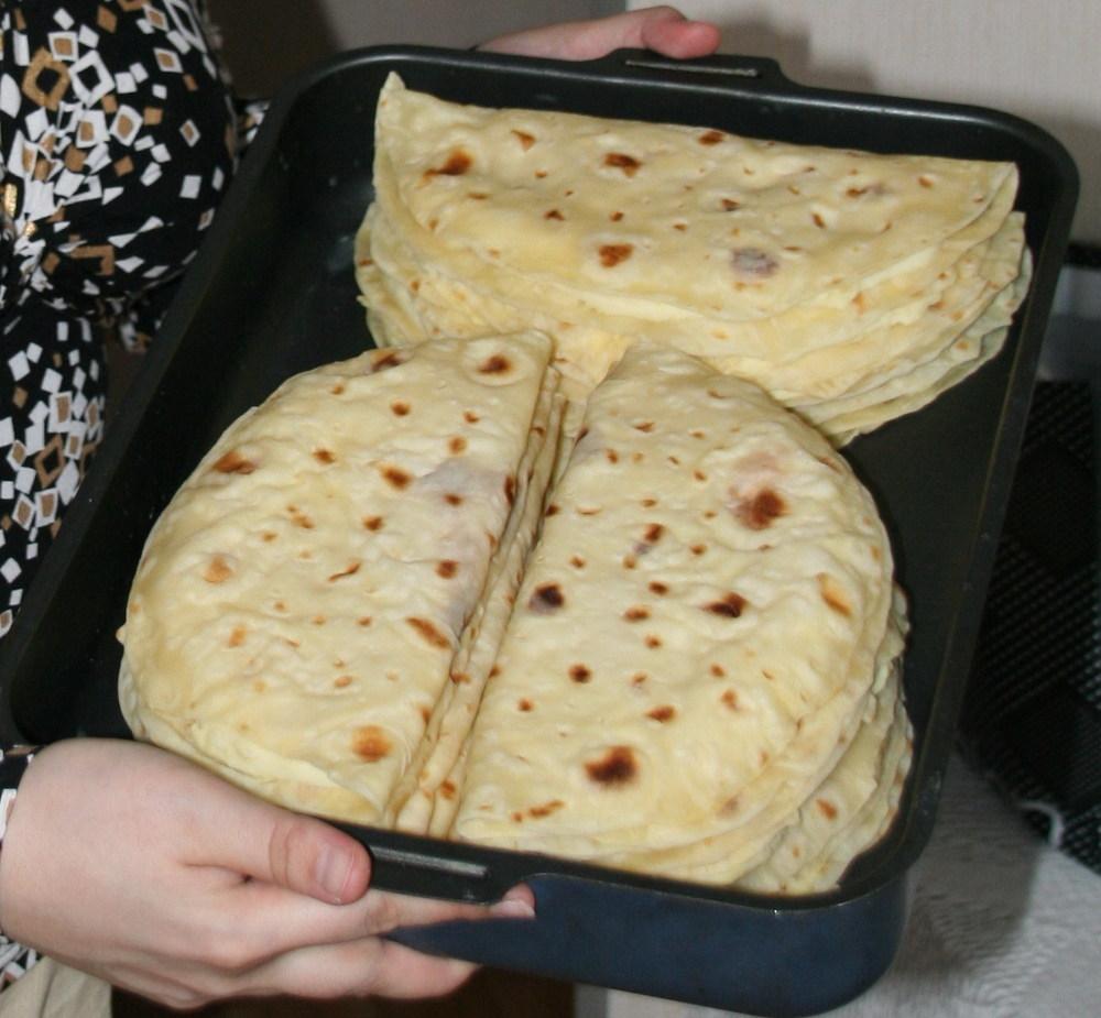Якмыш: татарский рецепт лепешек с картошкой и пшенной кашей