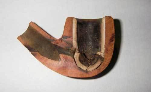 Курительные трубки своими руками размеры