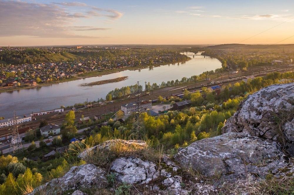 Мой город Чусовой | Пикабу