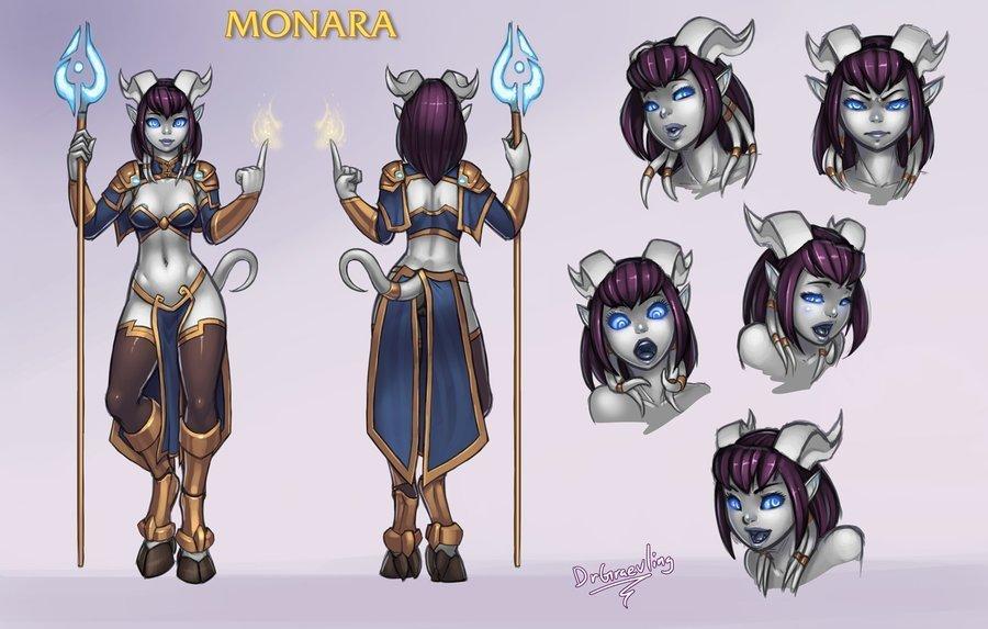 Монара и эльфы фото 413-150
