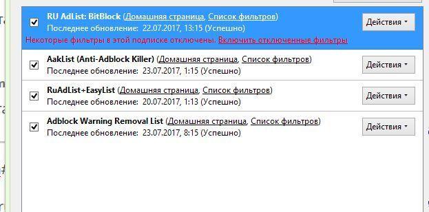 Яндекс.директ adblock раскрутка сайта интернет маркетинг бесплатные