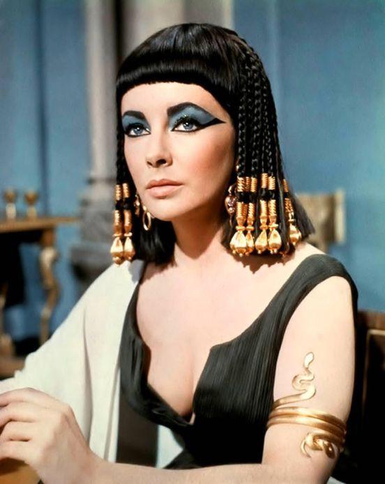 Клеопатра трахали