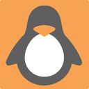 "Аватар сообщества ""GNU/Linux"""