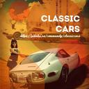 """Аватар сообщества """"Classic Cars"""""""