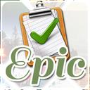 "Аватар сообщества ""Epic life"""