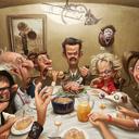"""Аватар сообщества """"Моя Семья"""""""