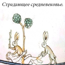 """Аватар сообщества """"Страдающее средневековье"""""""
