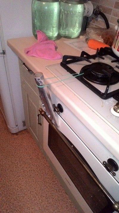 Когда попросила мужа помочь с ужином