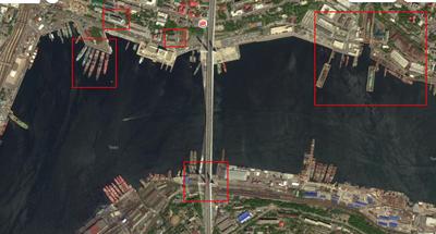 Просто мост в Владивостоке