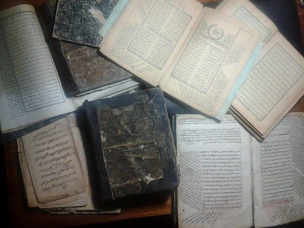 Находка на чердаке Арабский язык, Старинные книги, Находка, Книги, Длиннопост