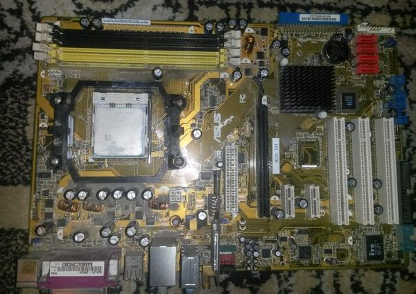 Отдам компьютерные комплектующие Московская область, Компьютер, Отдам