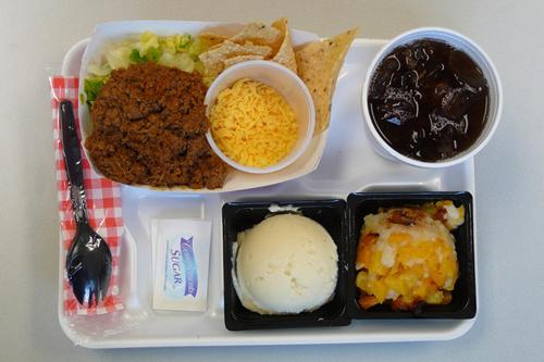 Школьные завтраки Завтрак, Школа, Длиннопост