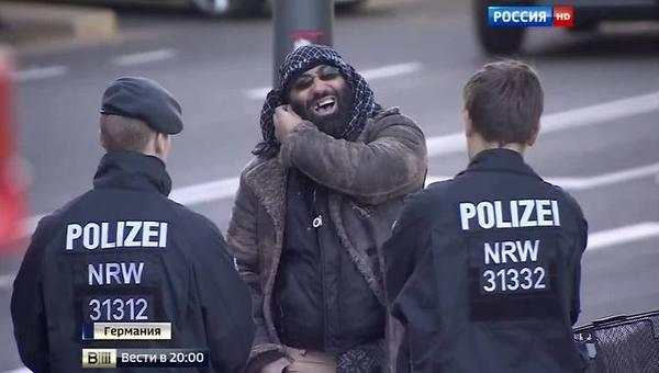 Полиция Германии списала групповые изнасилования на национальные обычаи мигрантов Германия, Толерантность, Полиция, Мигранты, Европа, Расчеловечивание, Саботаж, Политика